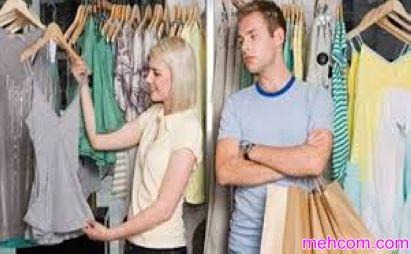 باربارا دی آنجلیس با زنها به خرید بروید-www.mehcom.com
