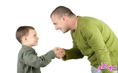 تربیت کودک 3 تا 14 سال - اصول فرزندپروری -www.mehcom.com