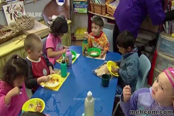 تولد تا 5 سالگی- قسمت 24-غذا خوردن-مشاوره آنلاین مهکام