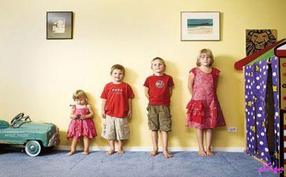 خصوصیات فرزند اول وسط آخر خانواده
