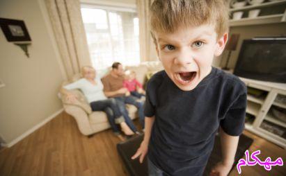 راهکارهای کنترل پرخاشگری کودکان توسط والدین-مهکام مجله اینترنتی آموزش خانواده