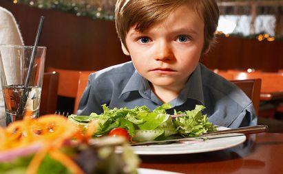 رژیم های غذایی کودکان دارای اوتیسم