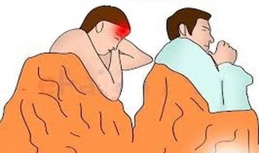 سردرد پس از عمل جنسی - دلائل و راهکارهای درمان