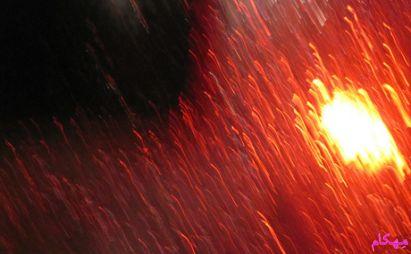 سند تاریخی از باران خون در انگلستان در سال 61 هجری قمری