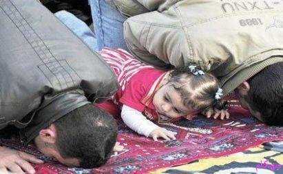 شیوه های فرزندپروری دینی و آموزش نماز به کودکان