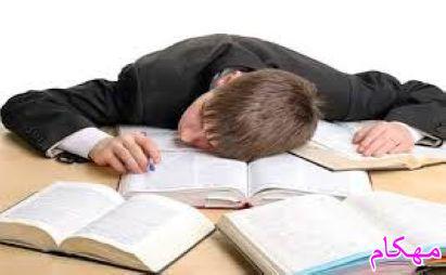 مشکلات خواب در نوجوانان علت و درمان آن
