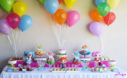 جشن تولد ،سالگرد ازدواج ،جشن تکلیف در خانواده شاد