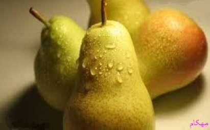 فواید و خواص گلابی ، این میوه خوردنی و دوست داشتنی