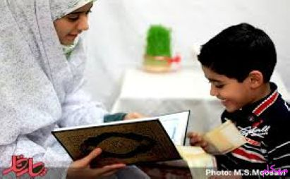عیدی دادن به کودکان نه گرفتن عیدی آنها
