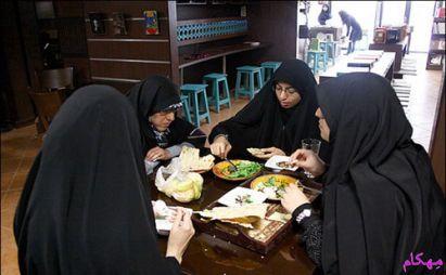 نقش رستوران خانوادگی در خانواده شاد