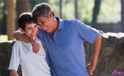فرزندپروری-چگونه با پسرها رفتار کنیم ؟