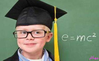 مهکام-4 ویژگی فرزند باهوش چیست ؟