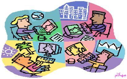 مهکام-chat_room-آسیب های اجتماعی نوپدید-روان شناسی چت و چت روم