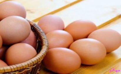 معمای جالب تخم مرغ های پیرزن