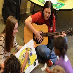 موسیقی درمانی کودکان دارای اوتیسم
