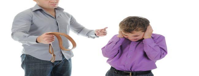 نتیجه یک تحقیق در زمینه تنبیه بدنی کودکان