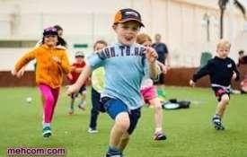 ورزش مناسب برای کودکان