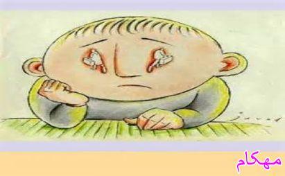 وقتی بچه های طلاق حسرت می خورند-www.mehcom.com