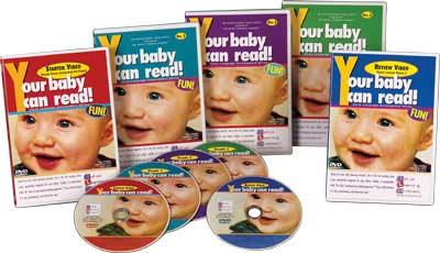 پکیج آموزش زبان کودک شما می تواند بخواند -اورجینال Your Baby Can Read