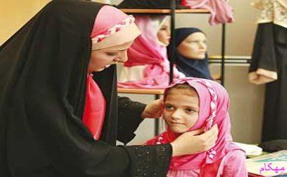 تربیت دختران-خانواده برتر-ارتباط-صحیح-پدر-و-مادر-با-دختران