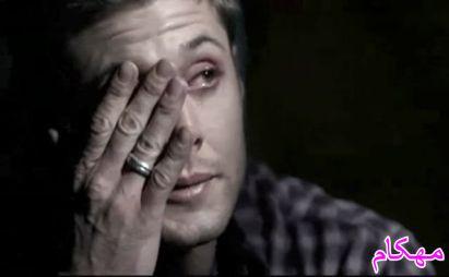 گریه کردن مفید است جلوی گریه را نگیریم ! روانشناسی گریه