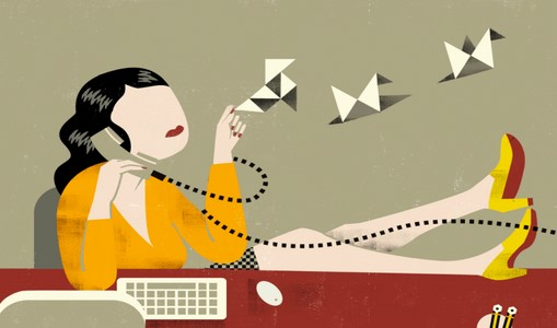 ۷ راهکار برای غلبه  بر اهمال کاری با استفاده از قوانین فیزیک -procrastination