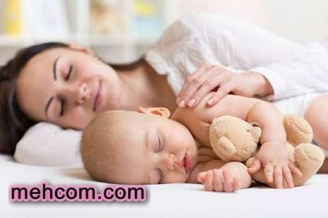 دلیل سکسکه نوزاد چیست؟