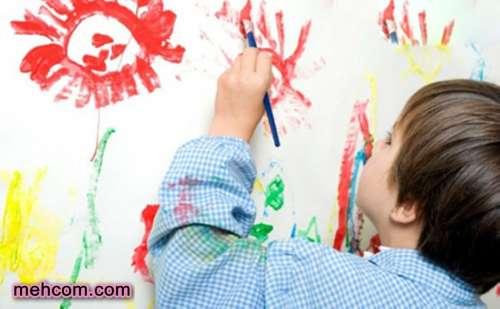 تفسير نقاشي کودکان
