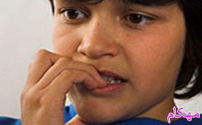 تشخیص اضطراب ، علل و درمان آن در کودکان و نوجوانان