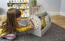 مفهوم زمان برای کودک