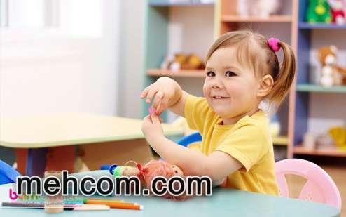 تقویت خلاقیت بچه ها