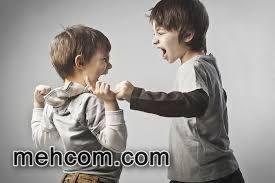 اختلال رفتاری کودک