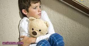 ترس کودکان از غریبه