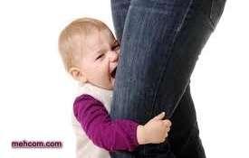 اضطراب دل کندن در کودکان