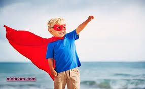 کودکان با اعتماد به نفس