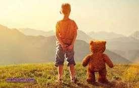 داشتن دوست خیالی در کودکان