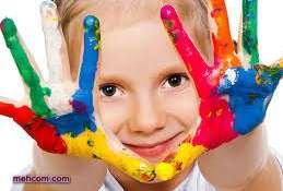 فعالیت برای سرگرم کردن کودک