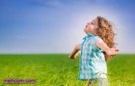 شادی در کودکان