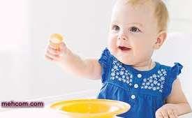 روش های مناسب برای تغذیه کودک