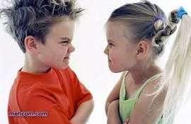 رقابت در کودکان