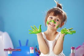 آموزش شادی و سلامت به کودکان