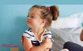 رفتارهای منفی و لجبازی کودکان