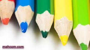 آموزش رنگها به کودکان