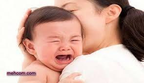 دلیل اصلی گریه در کودکان