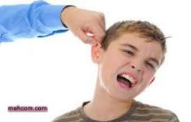 پسرم مرا کتک میزند