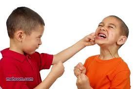 دلایل کتک کاری در کودکان