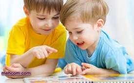 لذتبخش کردن کتابخوانی برای کودک
