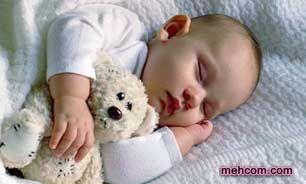 بالا بردن هوش نوزاد